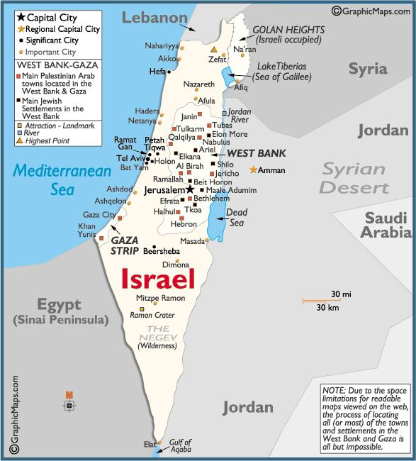 The Middle East The political geography of the Middle East quickly changed following the Holocaust The United Nations created a Jewish