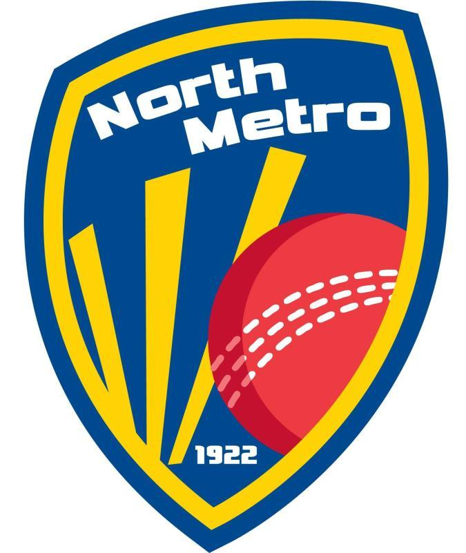 Northern Metropolitan Cricket Association Incorporated (Inaugurated 1922) A.I.N: A0002386W A.B.