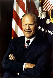 GERALD R. FORD - REP.