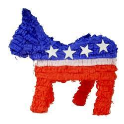 DEMOCRATIC PARTY (DONKEY) *Tend to be more liberal *Believe government can and