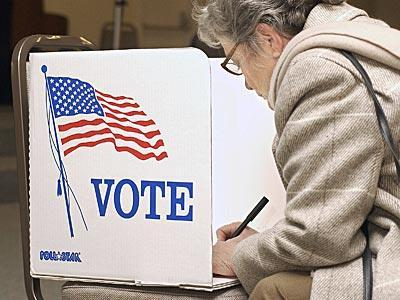 INFLUENCES ON VOTERS Five major factors influence voter decisions 1.