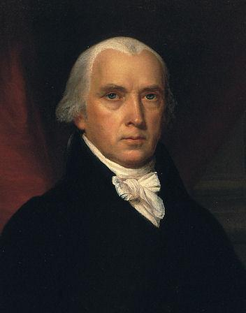 James Madison Rival to Hamilton at the Convention Father of the Constitution