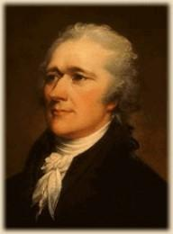 Alexander Hamilton Rival to Madison at Convention Favored government ruled by aristocracy (vs.