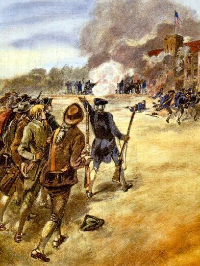Shays s Rebellion (MA, 1786-87) Farmers in western MA (many veterans) were angered at state for calling in all debts owed and seizing
