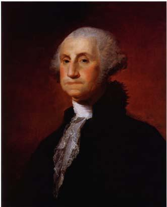 (1789) George Washington answers the call to become the 1st president The daunting task of