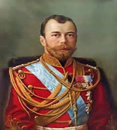 What was the February/March Revolution? An uprising by the people, army and navy of Russia against their ruler Tsar Nicholas II.