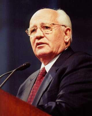 Mikhail Gorbachev Perestroika restructuring Soviet economy to permit more local decision making