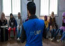 Strategic Objectives and Core Commitments LWF Jordan s mission is to alleviate the consequences of the Syrian humanitarian crisis in Jordan and uphold the dignity and rights of affected populations,