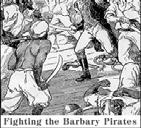 Foreign Policy - Battles Abroad Jefferson did not believe in a large military and reduced the army to just 2500 and the navy to just a handful of ships However, raids on merchant shipping by Pirates