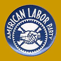 1936 American Labor Party The American Labor Party (ALP) was a political party in the United States established in 1936 which was active almost exclusively in the state of New York.