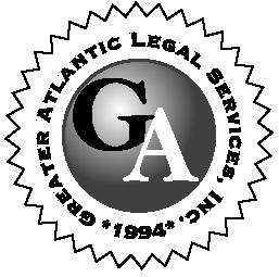 GREATER ATLANTIC LEGAL SERVICES, INC. CHANCERY ABSTRACT CITIFINANCIAL SERVICING, LLC; vs. Plaintiff, BEVERLY F. HOWARD; THURSTON J.