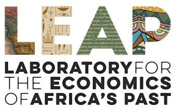 New laboratory for the study of Africa s economic past launched at Stellenbosch University Johan Fourie, SU Recognising the need for a centre of African economic history research based in Africa, the