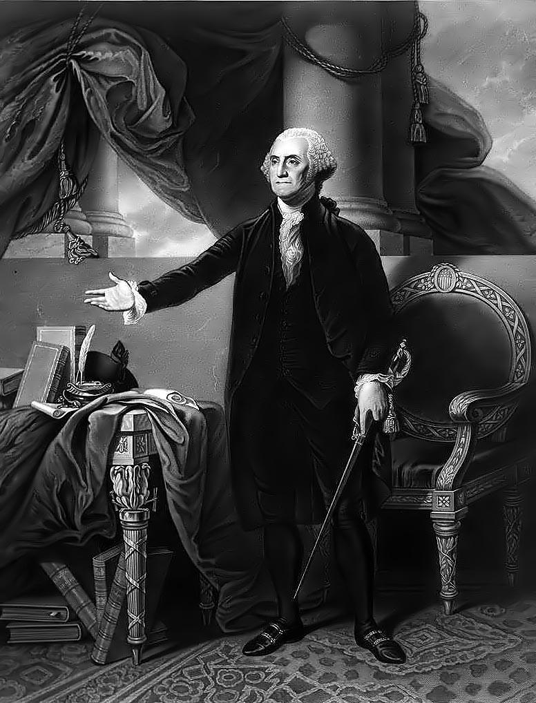 1 st President Elected in 1789 Only president ever to