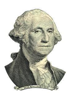 GEORGE WASHINGTON George Washington was the first president of the United