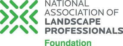 NATIONAL ASSOCIATION OF LANDSCAPE PROFESSIONALS FOUNDATION BYLAWS MISSION To attract, inspire and support the education and advancement of landscape professionals who create and