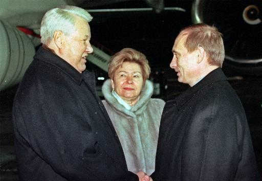 Yeltsin resigned on Dec. 31, 1999 and apologized to the Russian people for failing to help them succeed.