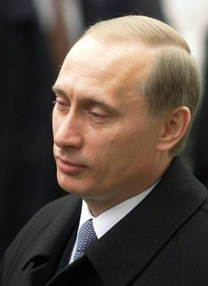 Putin a former KGB agent - appeals to a Russian public that has grown