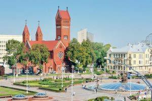 At the same time Minsk is a city which is really beautiful, both during summer and other three seasons.