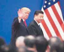 world 12 China to implement US trade truce measures AFP n BEIJING hina said onthursday it Cwould immediately implement measures agreed under a trade war truce with the United States and was confident