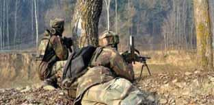 Sources said that Indian troops retaliated to both the ceasefire violations.