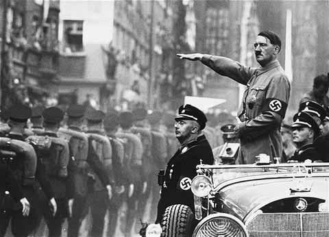 Dictatorships Adolf