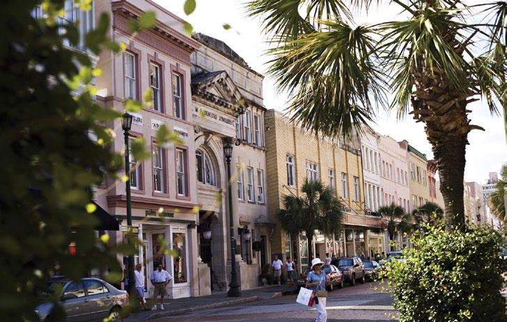 The 2014 annual professional development conference will be held in downtown Charleston from November 16th through November 19th.