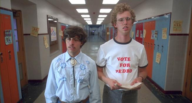 POLI SCI 101 Syllabus and Schedule Napoleon Dynamite Political Science 101 is an introduction to American politics. There are no prerequisites and the class is worth 3 credits.