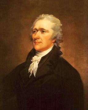 Alexander Hamilton Rival to Madison at Convention Favored government ruled by