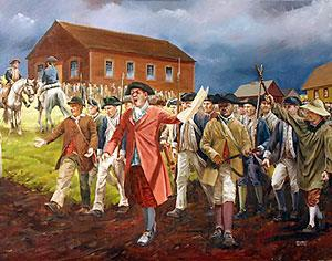 Shays Rebellion (Massachusetts, 1786-1787) The wealthy investors that had paid for the Revolution