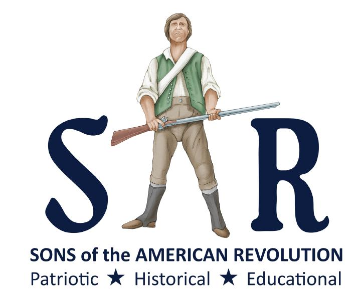 CONGRATULATIONS Compatriot John Smith Welcome to the (Chapter Name) Chapter of the Sons of the American Revolution (SAR).
