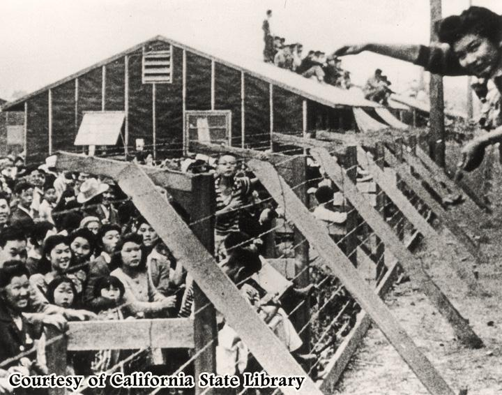The Home Front Japanese Americans --------