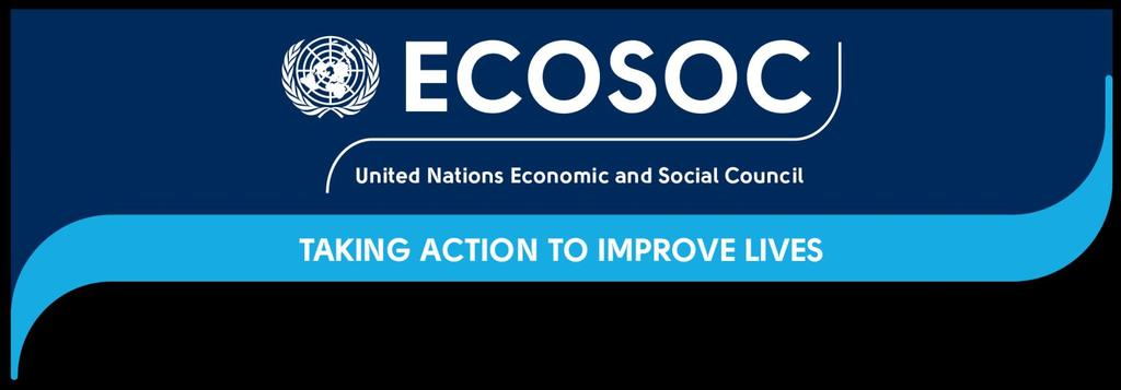 Statement by H.E. Ms. Inga Rhonda King, President of ECOSOC Briefing to the UN Human Rights Council on the UN High-level Political Forum for Sustainable Development and the 2030 Agenda Mr.