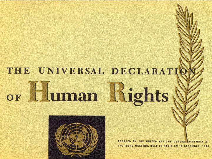 HUMAN RIGHTS CONCERNS AND CHALLENGES