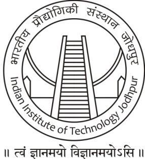 Tender for Supply & Installation of UV-Visible Spectrophotometer at Indian Institute of Technology Jodhpur NIT No.