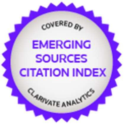 of South Bohemia founding Editorial board member DETUROPE is covered by Web of Science Emerging Sources Citation Index and indexed in the Scopus, ERIH plus, DOAJ (Directory of
