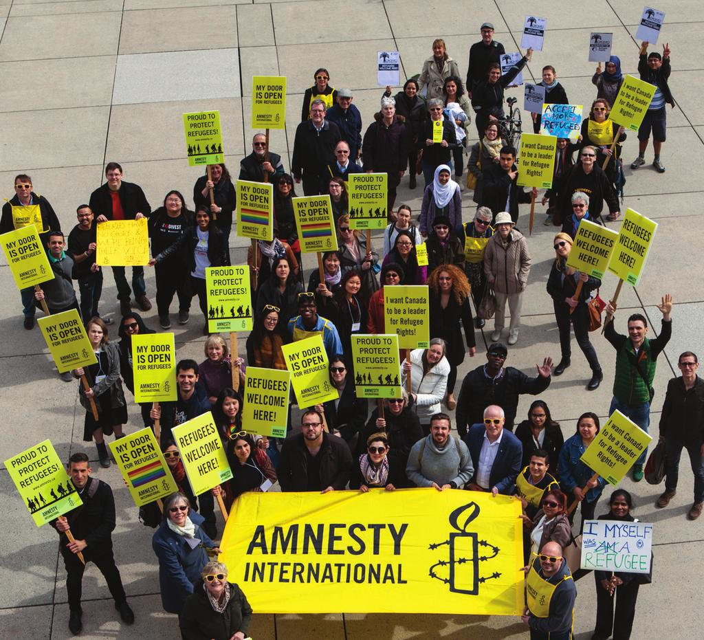 2018 SHORING UP RIGHTS IN A TURBULENT TIME AMNESTY INTERNATIONAL S