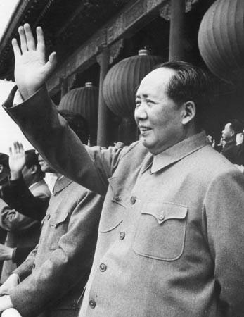 Civil War in China Communists Leader: Mao Zedong Ruled Northern China Relied on
