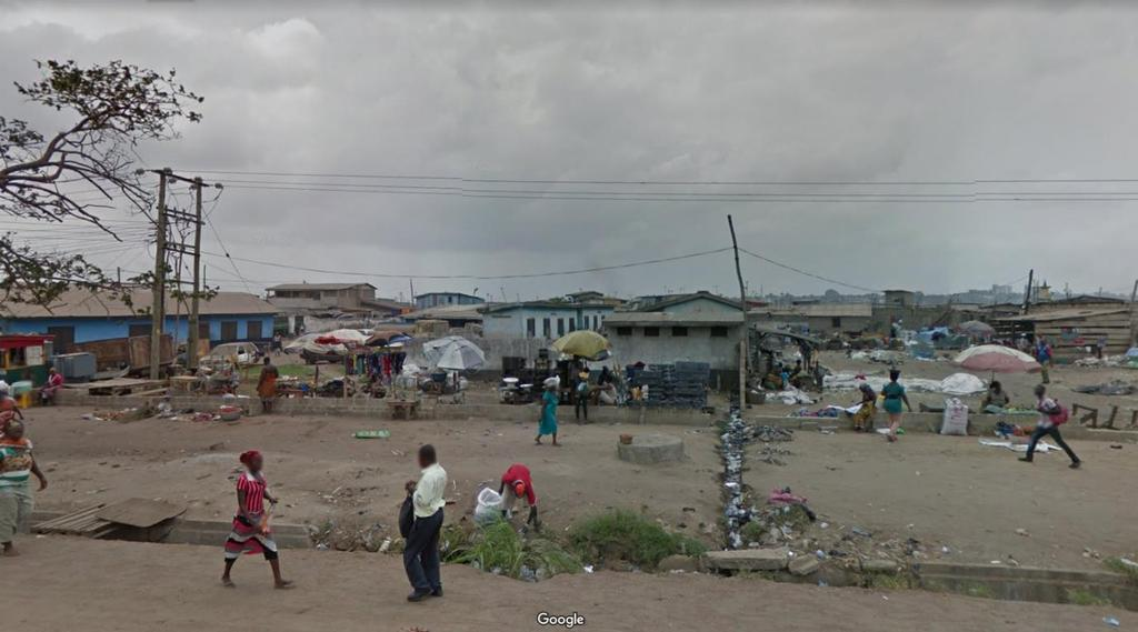 7. Old Fadama police station (Google maps