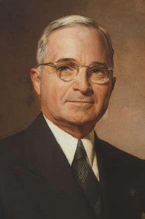 Truman Doctrine Proposed President Harry Truman in 1947 The Truman Doctrine provided aid to any country