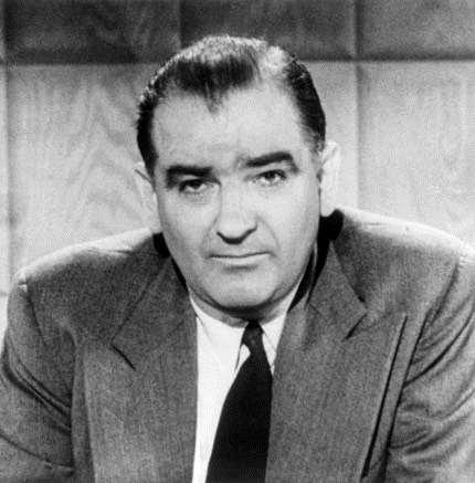 In 1952 McCarthy began holding hearings about Communism, accusing many in the government of being spies, or Communists His witch-hunt for communists