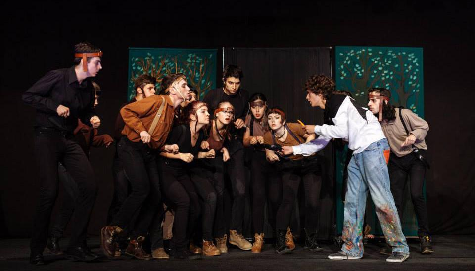 EIR EXCELLENCE AWARDS IDEO IDEIS National Festival for Youth Theatre IDEO IDEIS is an event dedicated to the process of alternative education for high-school students in Alexandria and the whole of