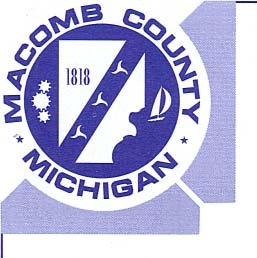 BOARD OF COMMISSIONERS 1 S. Main St., 9 th Floor Mount Clemens, Michigan 48043 586.469.5125 FAX 586.469.5993 macombcountymi.