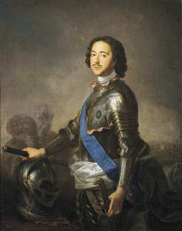 Peter the Great (1689) Moved capital to St.
