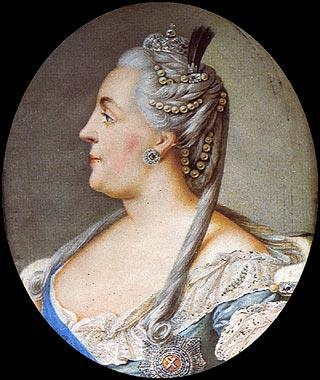 Catherine the Great (1762-1796) Encouraged museums, new buildings, libraries Believed in