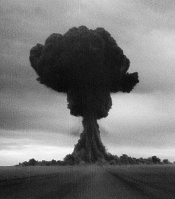 1949 Soviets explode Atomic Bomb USA no longer the only