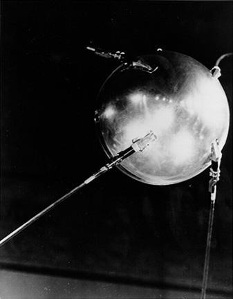 1957 Sputnik Launched Part I of the Space