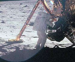 1969 USA Lands on the Moon Part III of the