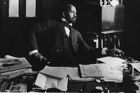 DuBois was the most outspoken early member of the NAACP