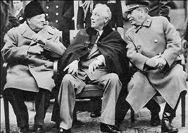 Origins of the Cold War Yalta Peace Conference