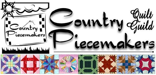 Country Piecemakers' Quilt